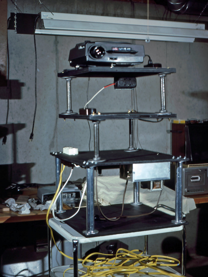 """As part of my photography efforts, I constructed a 3-projector 35mm slide audio/visual presentation setup. My favorite show was the """"Seasons in New England. Several of the photographs are in these galleries."""