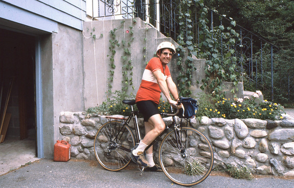 As I soon realized, the future of bicycling required better equipment and riding attire.