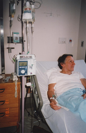 November 4, 2002 I had mitral valve repair at Brigham and Women's hospital, Boston. Recovering in CCU, I was connected to medical devices. Eleven days later I was home.
