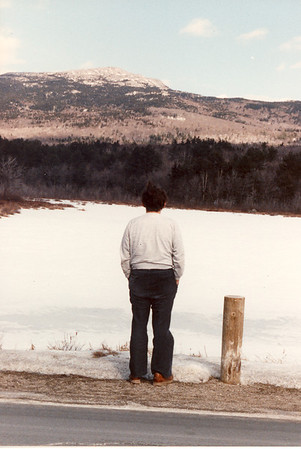 I first climbed Mt. Monadnock on Mt. Hermon Senior Day in 1950. <br /> This Mountain became my favorite climb in Southern New Hampshire. <br /> Several times I have stopped at Perkins Pond to enjoy the view.
