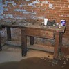 About 60 years before this 2007 photo, this was my father's workbench and where I was introduced to the value of a workbench. This workbench was in the basement of our Southbridge MA Family Home.