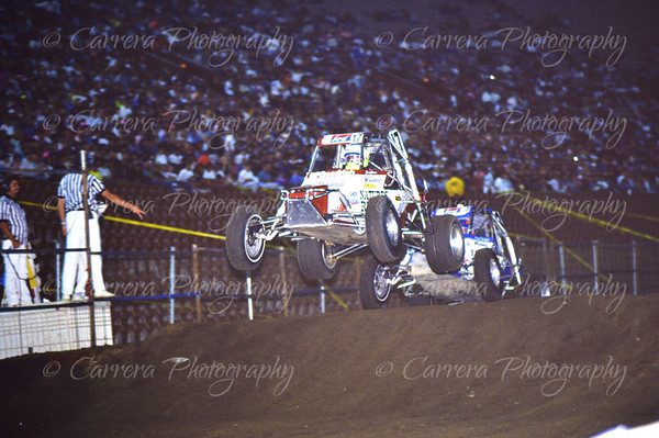 1991 Jimmie Johnson LA Coliseum MTEG - 4