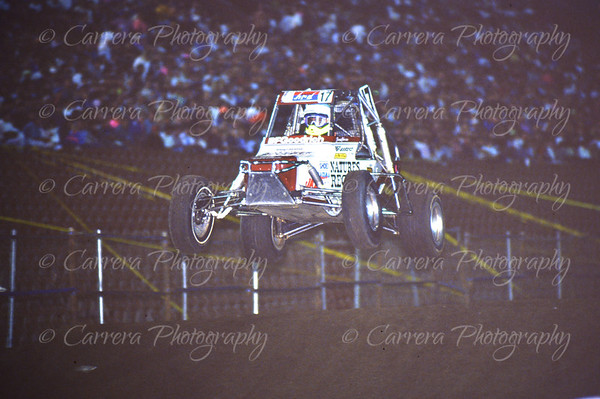 1991 Jimmie Johnson LA Coliseum MTEG - 3