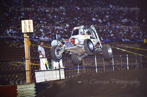 1991 Jimmie Johnson LA Coliseum MTEG - 2