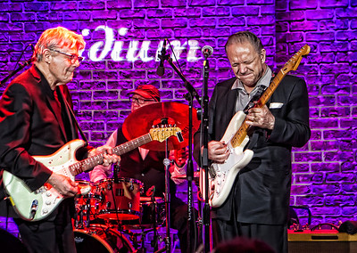 Jimmie Vaughan Trio -Steve Miller -Iridium  March 16 2018