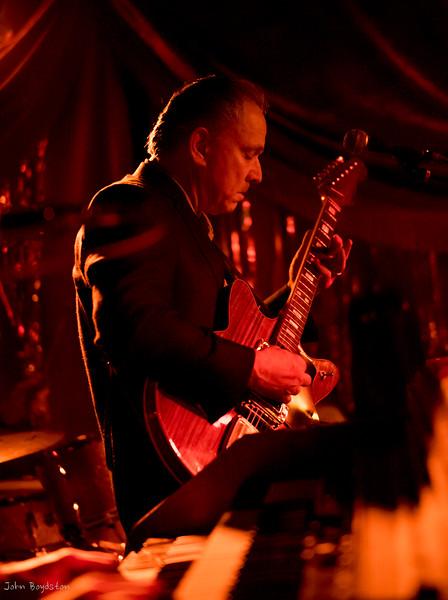 Jimmie Vaughn Trio