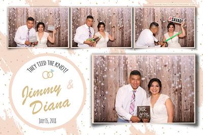 Jimmy & Diana
