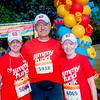The 31st annual Boston Marathon® Jimmy Fund Walk on Sunday September 22rd, 2019.  Along the course, Newton.