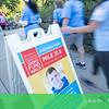 The 31st annual Boston Marathon® Jimmy Fund Walk on Sunday September 22nd, 2019.  Along the course, Beacon Street, Brookline