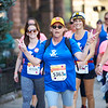 The 31st annual Boston Marathon® Jimmy Fund Walk on Sunday September 22rd, 2019.<br /> <br /> Along the course, Boston.