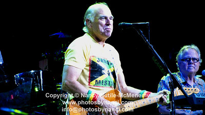 Jimmy Buffett and the Coral Reefer Band Comcast Center (Great Woods) June 17, 2010