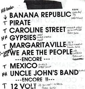 Setlist-p2