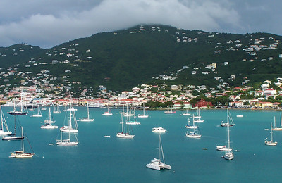 St  Thomas Harbor Virgin Islands