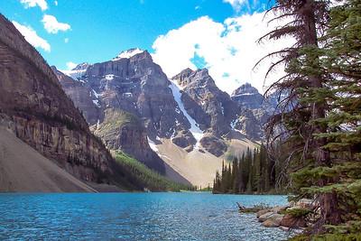 Banff Alberta Lake