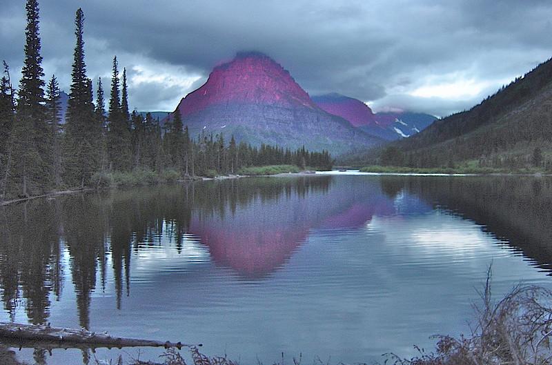Glacier National Park Sunrise