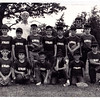 Little League Team Bronson Michigan