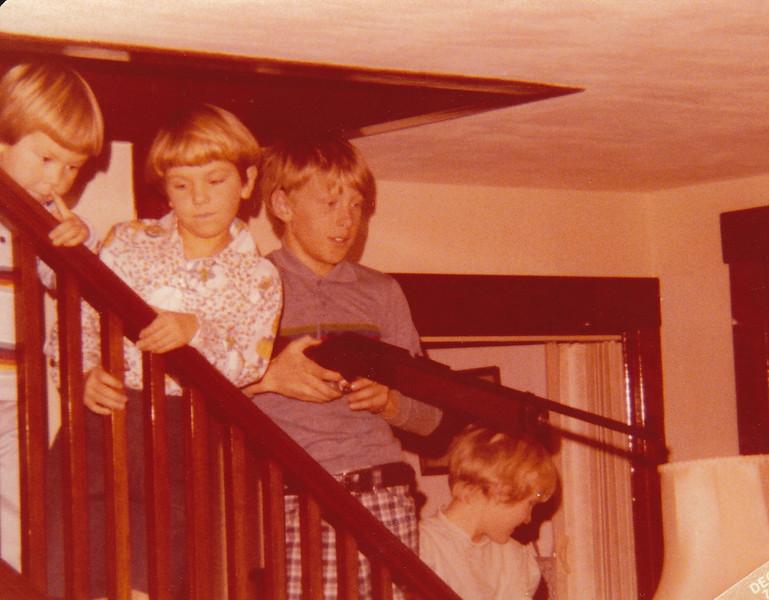 Jeremy, Jenny, Jim & Dawn
