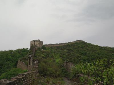 Jian kou Great Wall hiking