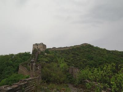 Jian kou Great Wall hiking
