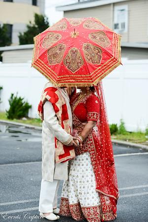 Jinal & Kiran