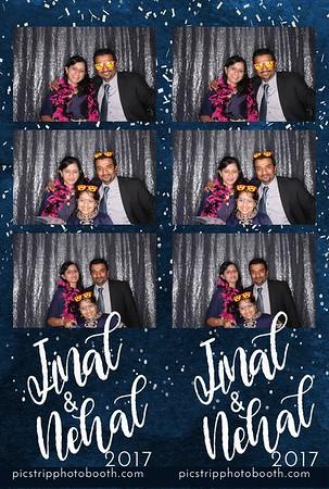 Jinal and Nehal