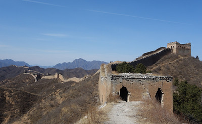 Jinshanling to Gubeikou Great wall hike