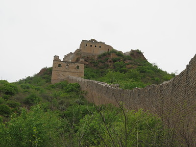 Simatai to Jinshanling to Gubeikou  Great wall hiking camping【May】