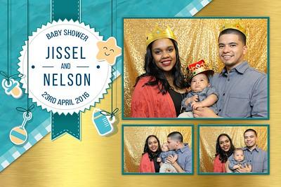 Jissel & Nelson Baby Shower