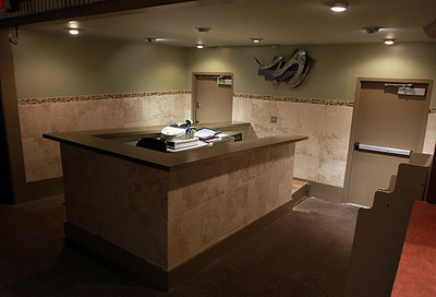 Interbelt Nite Club - Lobby Remodel Nov. 2011