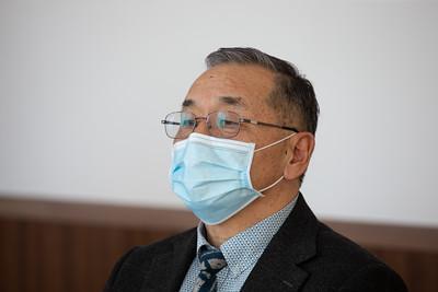 2021 оны гуравдугаар сарын 5. Эрүүл мэндийн сайдын дэргэдэх Эрдэмтдийн зөвлөлөөс вакцины асуудлаар мэдээлэл хийлээ. ГЭРЭЛ ЗУРГИЙГ Б.БЯМБА-ОЧИР/MPA