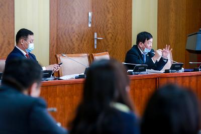 2020 оны гуравдугаар сарын 03.  Хот тосгоны эрхзүйн байдлын тухай хуулийн төслийн танилцуулга боллоо. ГЭРЭЛ ЗУРГИЙГ Б.БЯМБА-ОЧИР/MPA