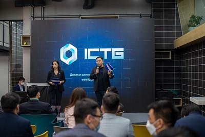 2021 оны тавдугаар сарын 23. Монголын анхны Блокчэйнд суурилсан STO танилцуулах нээлт боллоо.  ГЭРЭЛ ЗУРГИЙГ Г.ӨНӨБОЛД/MPA