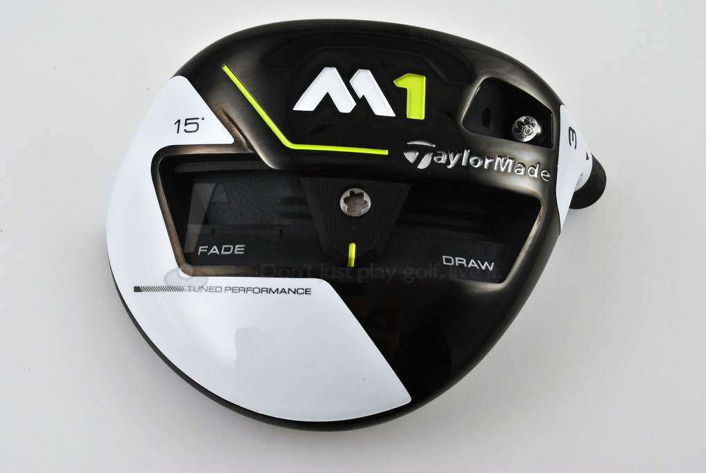 34439f40fd6 TaylorMade 2017 M1 Fairway Wood Review - The Hackers Paradise