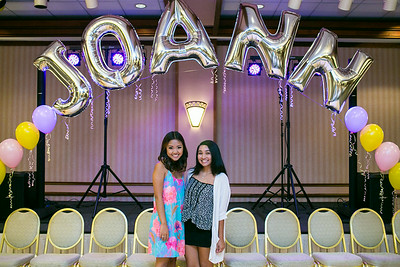 Jo Ann's Graduation Party (Event Photos + Stand Up Photo Booth)