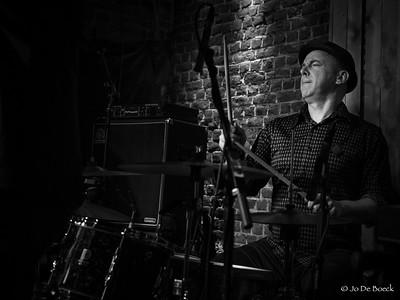 2016-04 I Les Valseuses @ Muziekcafé Boogiewoogie