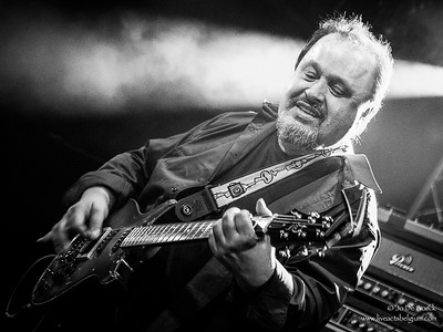 STEVE ROTHERY BAND - De Pul - 2017