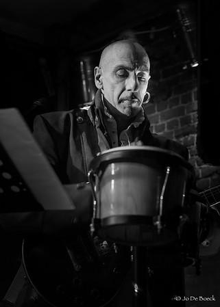 2015-11 I Peter Meyvaert @ Muziekcafé BoogieWoogie Geraardsbergen