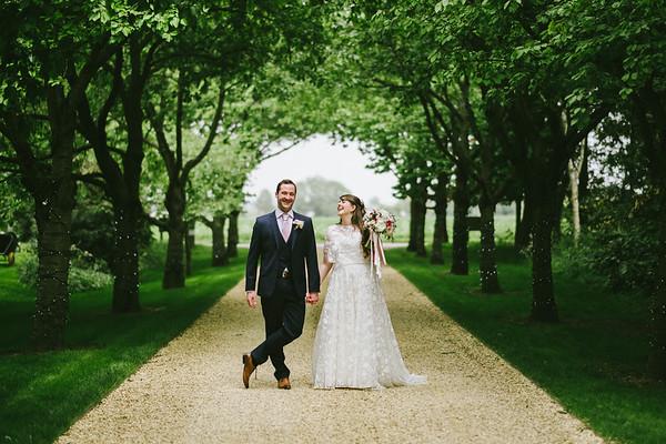 Jo and Tom - wedding