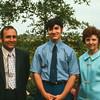 Lynn, Dan & JoAnn - May 1971