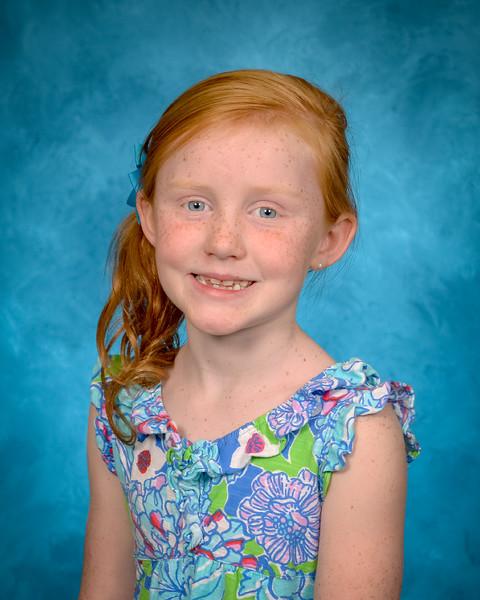 2nd Grade School Photo 2015