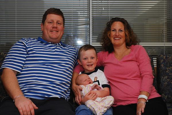 Joanna Is Born 4-25-08