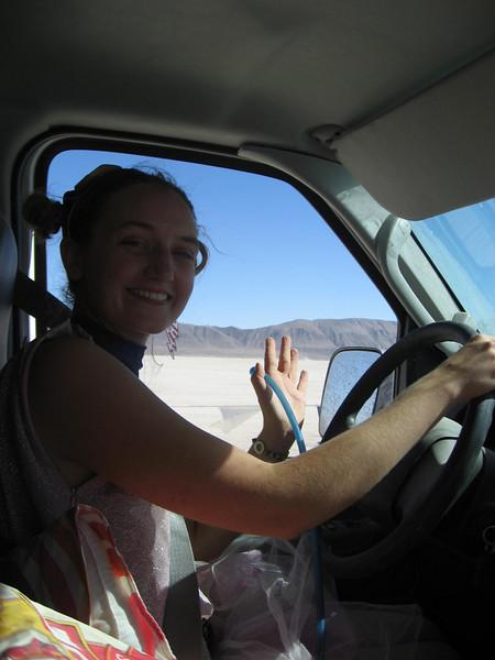 Jennie-driver