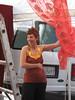Maria hanging fabric