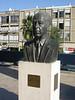 Bust of Rabin