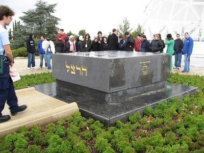 Day 6: Mt. Herzl & Kinneret Cemetery