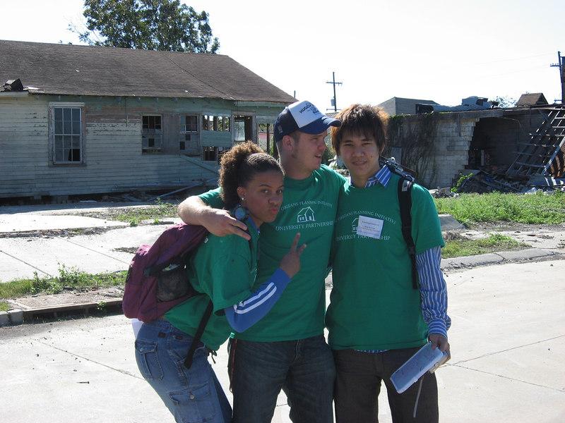 Emma, Marcel & Patrick