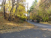 Highland Ave, the road between my house and Fall Creek Gorge