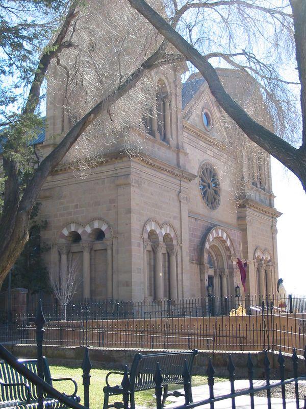 Cathedral de San Francisco de Assisi