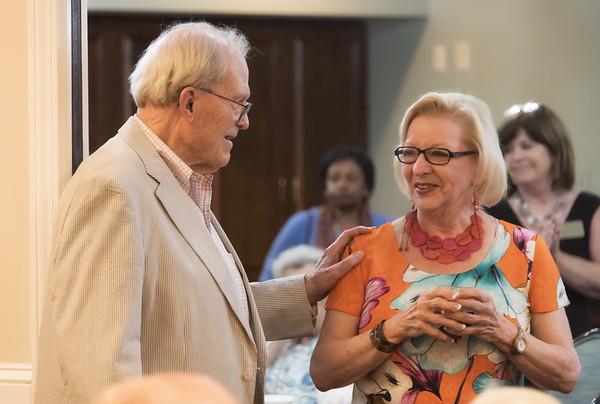 Joan's Reception June 2018