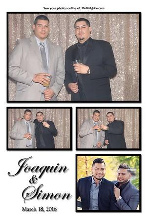 Joaquin & Simon 3/18